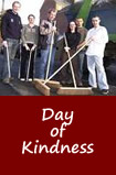 Day of Kindness - let's blanket our community with love