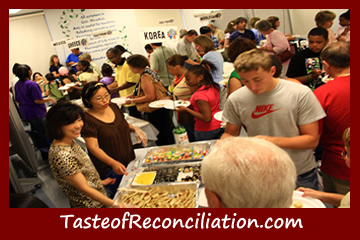Taste of Reconciliation - Celebrating the BODY OF CHRIST