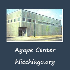 "Agape Center Chicago - ""Here's Life Inner City"", Campus Crusade for Christ"